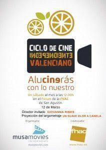 Cartel Ciclo Cine FNAC
