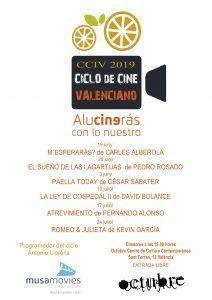 cartel PROGRAMA CCIV 2019